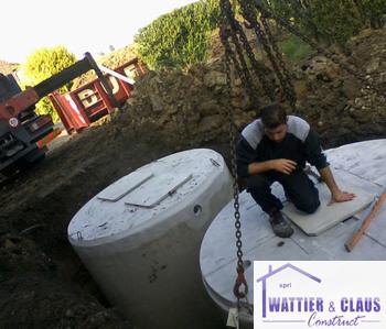 Wattier & Claus Construct - Réalisations