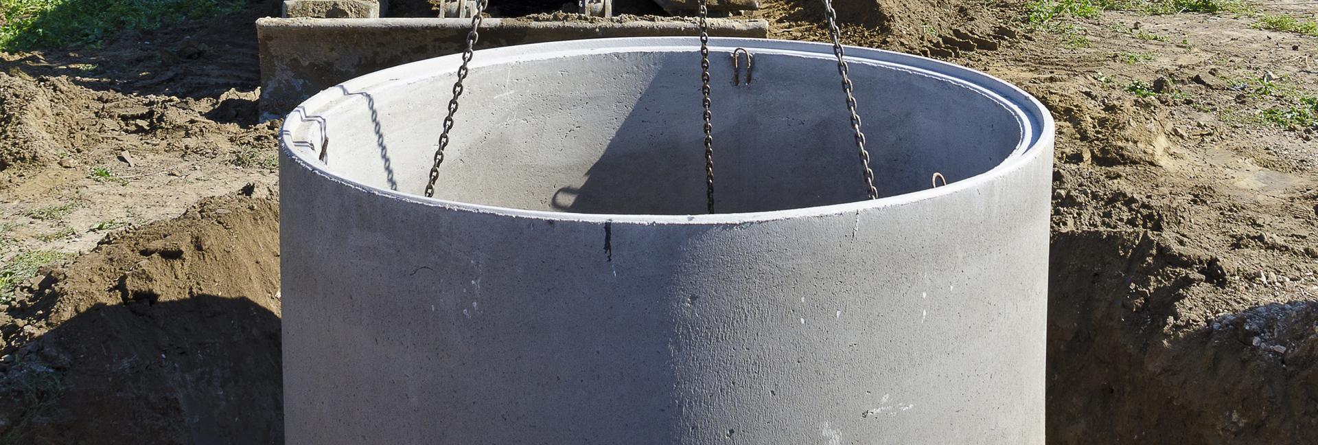 Wattier & Claus Construct - Pose et réparation de citerne à eau de pluie
